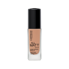 All Matt Plus Shine Control Make Up (Цвет Warm Beige №030)