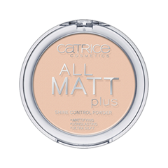 All Matt Plus Shine Control Powder (Цвет Transparent №010)