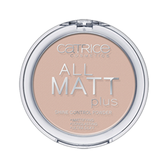 All Matt Plus Shine Control Powder (Цвет Natural Beige №015)