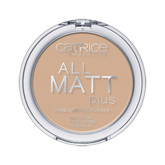 All Matt Plus Shine Control Powder (Цвет Warm Beige №030)