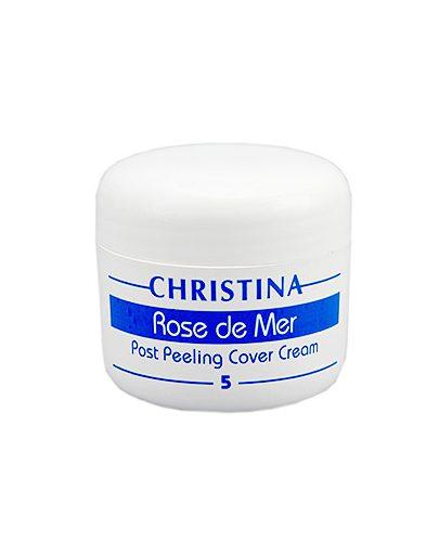 """Постпилинговый тональный защитный крем """"Роз де Мер"""" 20 мл (Rose de Mer)"""