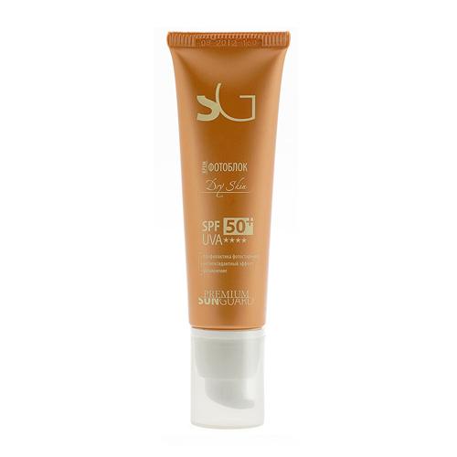 Крем фотоблок Dry Skin SPF 50