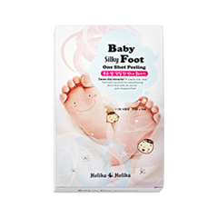 Baby Silky Foot One Shot (Объем 200 мл*2)