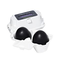 Charcoal Egg Soap (Объем 50 г*2)