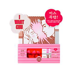 I Want Chu (Цвет 04 Thrilling Cherry Сocks Kiss)
