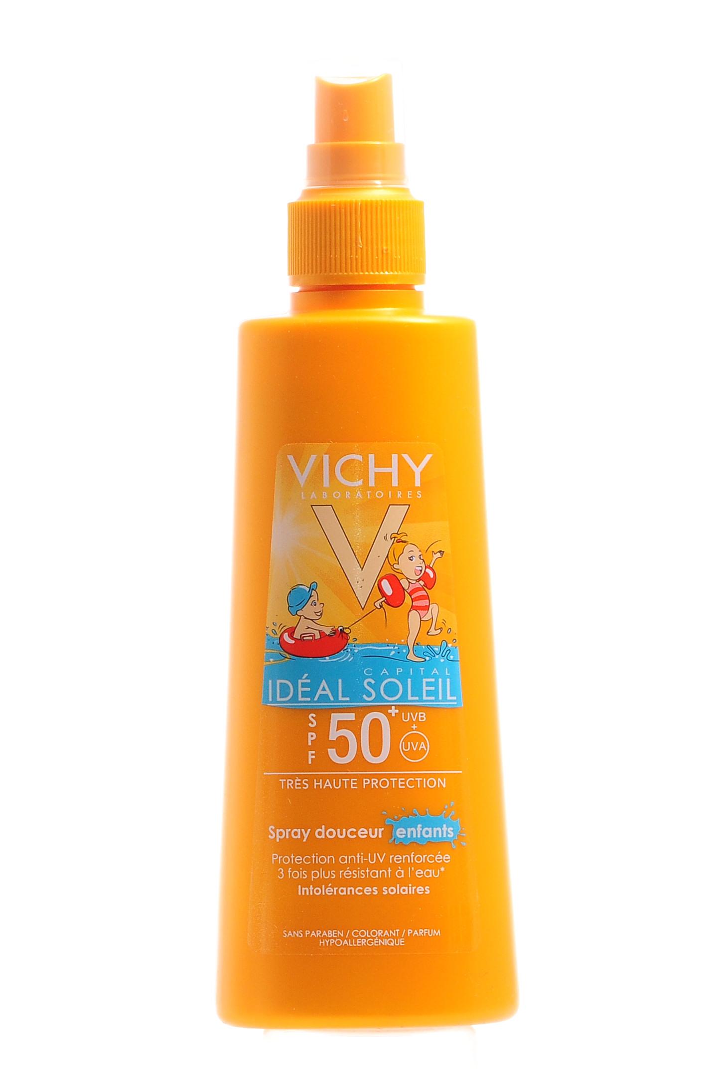 Спрей для детей солнцезащитный SPF 50+
