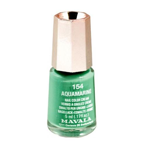 Лак для ногтей Аквамарин 5 мл (Mini)