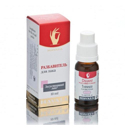 Разбавитель лака Thinner 10 мл (Manicure)