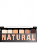 The Natural Shadow Palette (Цвет Natural)