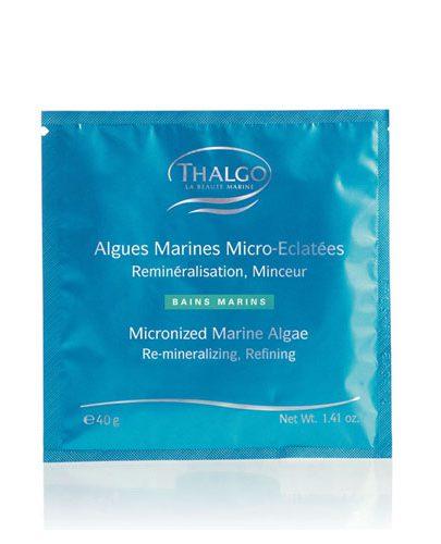 Микронизированные Морские Водоросли для ванн 10 пакетиков (Marins)