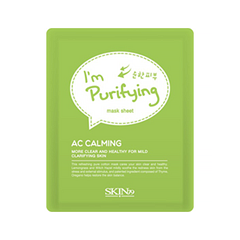 AC Calming Mask Sheet (Объем 23 мл)