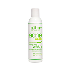 Acne Dote. Deep Pore Wash (Объем 177 мл)