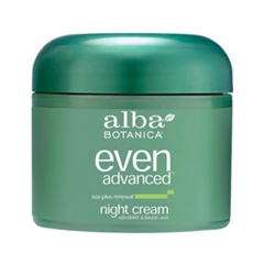 Even Advanced. Sea Plus Renewal Night Cream (Объем 60 мл)