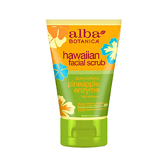 Hawaiian Facial Scrub. Pore Purifying Pineapple Enzyme (Объем 113 г)