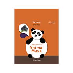 Animal Mask Blackberry - Panda (Объем 25 мл)