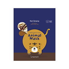 Animal Mask Red Ginseng - Tiger (Объем 25 мл)