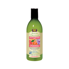 Grapefruit & Geranium Bath & Shower Gel (Объем 355 мл)