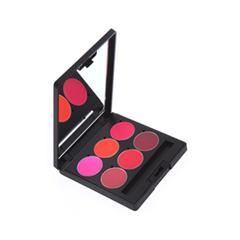 6 Hole Lipstick Palette (Объем 6*2 г)