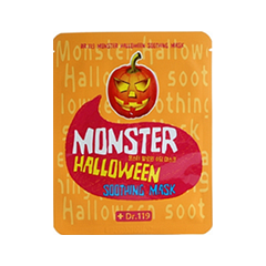 Dr.119 Monster Halloween Soothing Mask (Объем 25 мл)