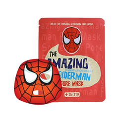 Dr.119 The Amazing Spiderman Pore Mask (Объем 25 мл)