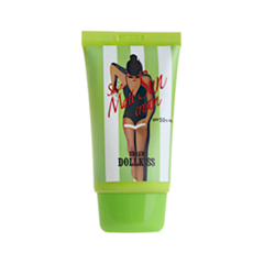 Urban Dollkiss Skin Matt Sun Cream SPF50+ PA+++ (Объем 50 мл)