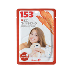 153 Red Ginseng Essence Mask (Объем 25 мл)