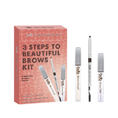 3 Steps to Beautiful Brows Kit