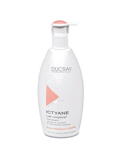 Увлажняющее молочко для тела Иктиан 500 мл (Ictyane)