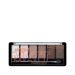 Absolute Matt Eyeshadow Palette (Цвет 010 Eyes Wide Matt)