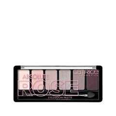 Absolute Rose Eyeshadow Palette (Цвет 010 Frankie Rose To Hollywood)