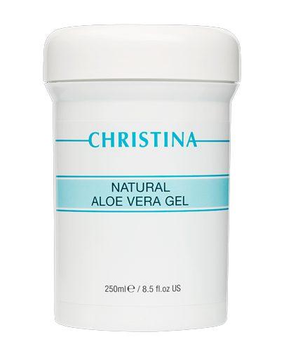 Natural Aloe Vera Gel Натуральный гель алоэ вера 250 мл (Creams)