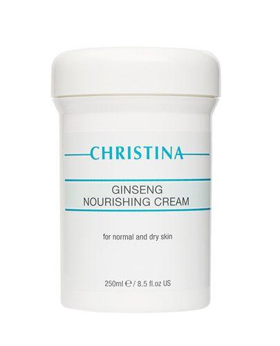 Ginseng Nourishing Cream Питательный крем с экстрактом женьшеня для нормальной и сухой кожи 250 мл (Creams)