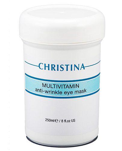 Anti-Wrinkle Eye Mask - Мультивитаминная маска для зоны вокруг глаз 250 мл (Creams)