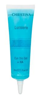 Eye & Neck Bio Gel + HA - Lumiere (Объем 30 мл)