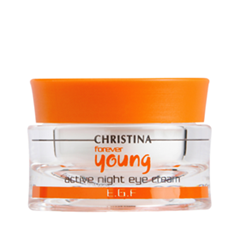 Forever Young Active Night Eye Cream (Объем 30 мл)
