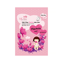 Daily Dewy Placenta Mask Pack (Объем 25 г)