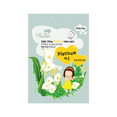 Daily Dewy Platinum Mask Pack (Объем 25 г)