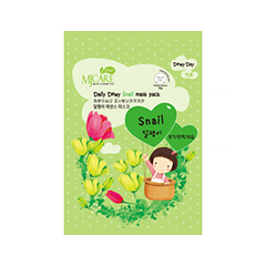 Daily Dewy Snail Mask Pack (Объем 25 г)