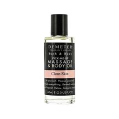 Clean Skin Massage & Body Oil (Объем 60 мл)