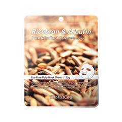 Ricebran & Arbutin Mask Sheet (Объем 23 г)