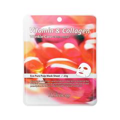 Vitamin & Collagen Mask Sheet (Объем 23 мл)