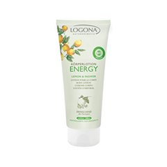 Energy Body Lotion Lemon & Ginger (Объем 200 мл)