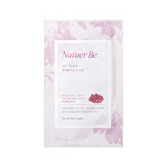 Natuer Be 36.5 Chinese Matrimony Vine Mask Sheet