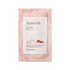 Natuer Be 36.5 Red Ginseng Mask Sheet (Объем 23 мл)
