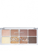 All About … Eyeshadow Palettes 01 (Цвет 01 Bronze)
