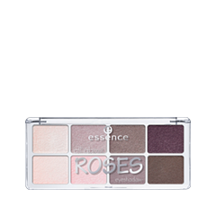All About … Eyeshadow Palettes 03 (Цвет 03 Roses)