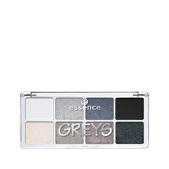 All About … Eyeshadow Palettes 04 (Цвет 04 Grays)