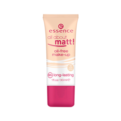 All About Matt! Oil-Free Make-Up 10 (Цвет 10 Matt Beige)