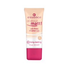 All About Matt! Oil-Free Make-Up 20 (Цвет 20 Matt Nude)