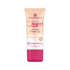 All About Matt! Oil-Free Make-Up 5 (Цвет 05 Matt Vanilla)